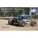 LOSI MONSTER TRUCK XL 1/5 4WD RTR